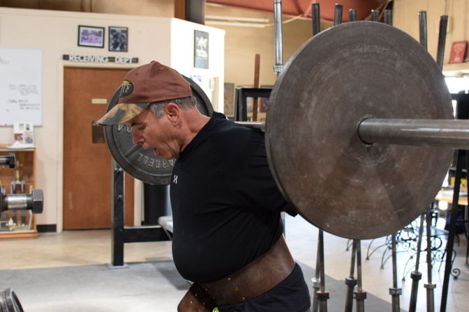 In Defense of The Squat for Old People