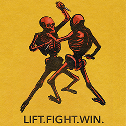 Lift. Fight. Win.